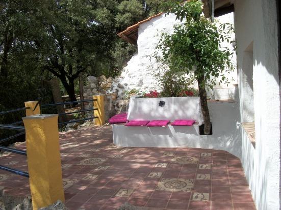 Casa Rural Las Castañetas - Entrada Casa