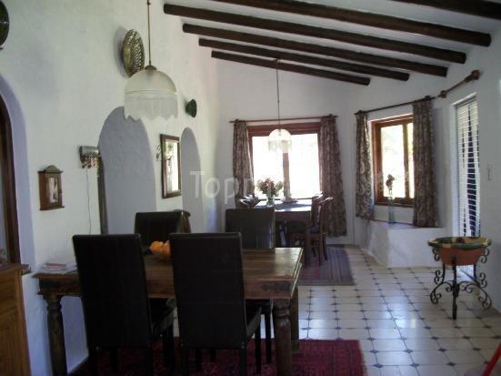 Casa Rural Las Castañetas - Salón interior