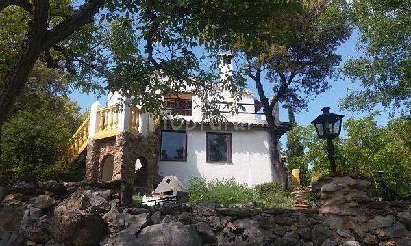 Casa Rural Las Castañetas - fachada casa rural