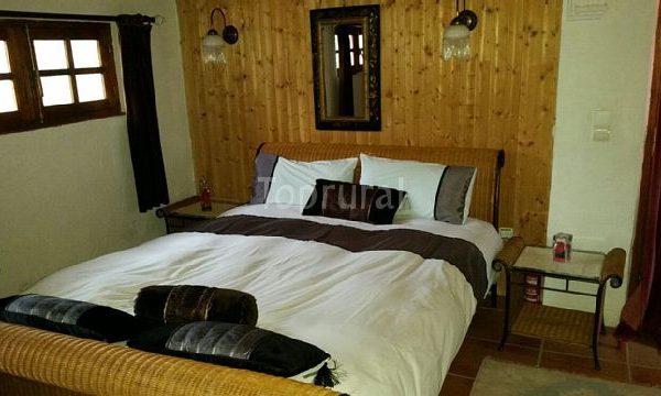 Casa Rural Las Castañetas - Dormitorio