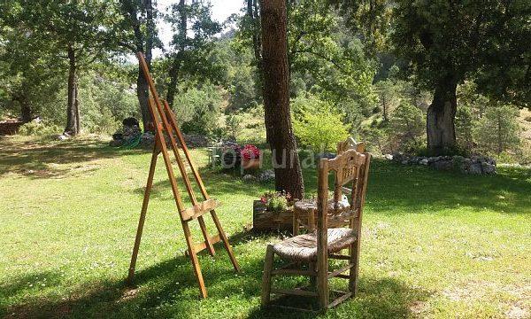 Casa Rural Las Castañetas - Pintura
