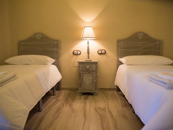 Mirador de la Osera - Dormitorio1