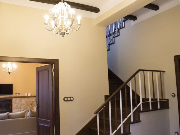 Mirador de la Osera - Escaleras