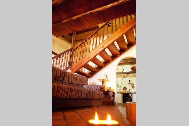 Escaleras Salón