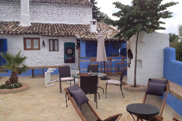 Casa rural Lancha de los Lentejos - Exteriores casa