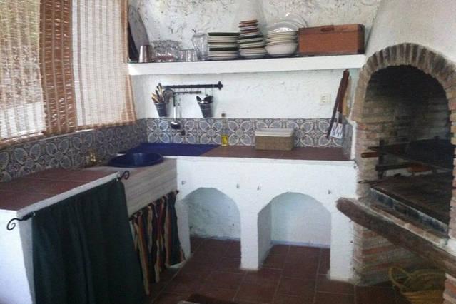 Casa rural Lancha de los Lentejos - Cocina