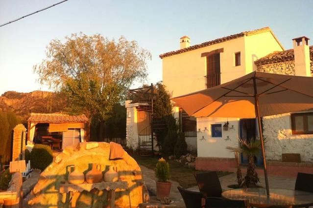 Casa rural Lancha de los Lentejos - Vista exterior