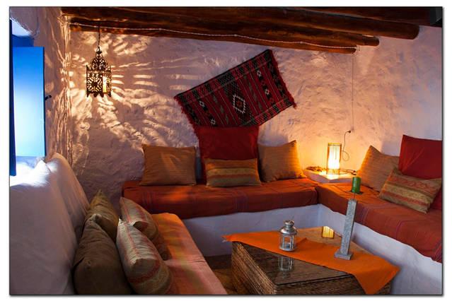 Casa rural Lancha de los Lentejos - Salón