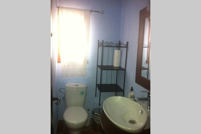 Casa rural Lancha de los Lentejos - Baño