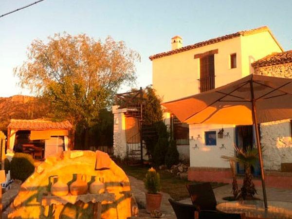 Casa Rural Lancha de los Lentejos